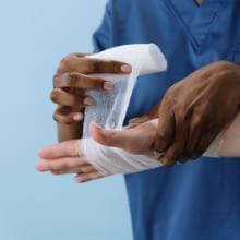 Bandage-Hand