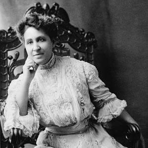 Mary Eliza Church Terrell portrait