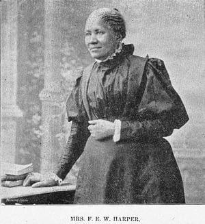 Frances Ellen Watkins Harper portrait