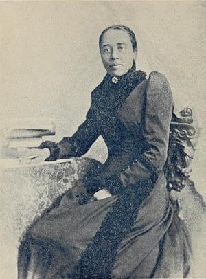 Anna Julia Cooper portrait