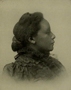 Josephine Silone Yates portrait
