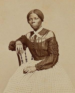 Harriet Tubman portrait